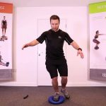 Balance Cushion Exercises