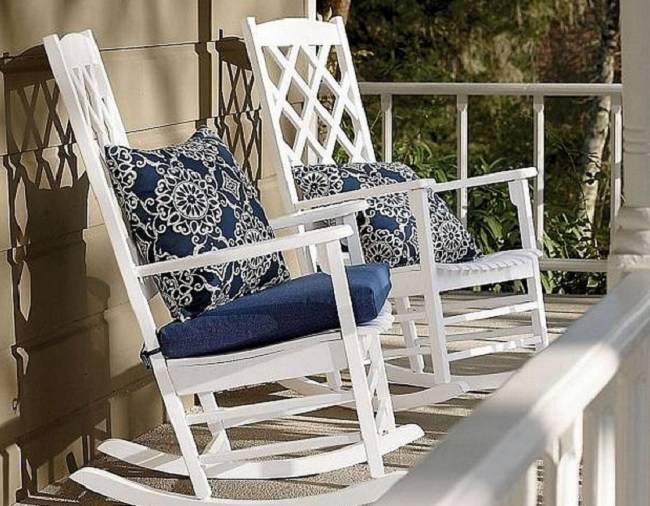 Outdoor Rocking Chair Cushion Guide