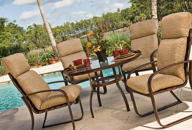 Top 10 High Back Outdoor Chair Cushions