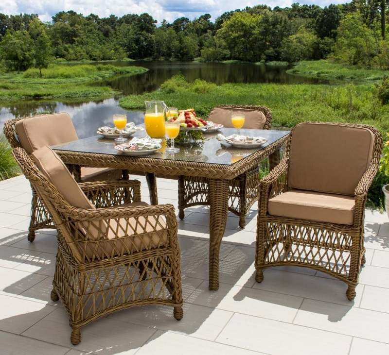 Preface to Outdoor Wicker Furniture